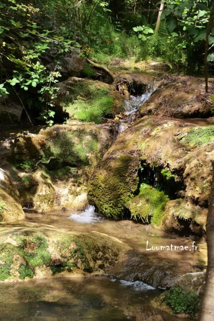 rivière de l'Infernet
