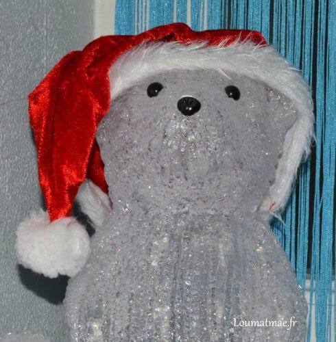 ours lumineux de chez gifi