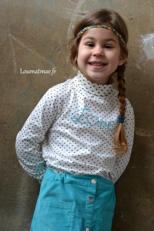 nouvelle collection prêt à porter Lili Marelle de chez Stockomani