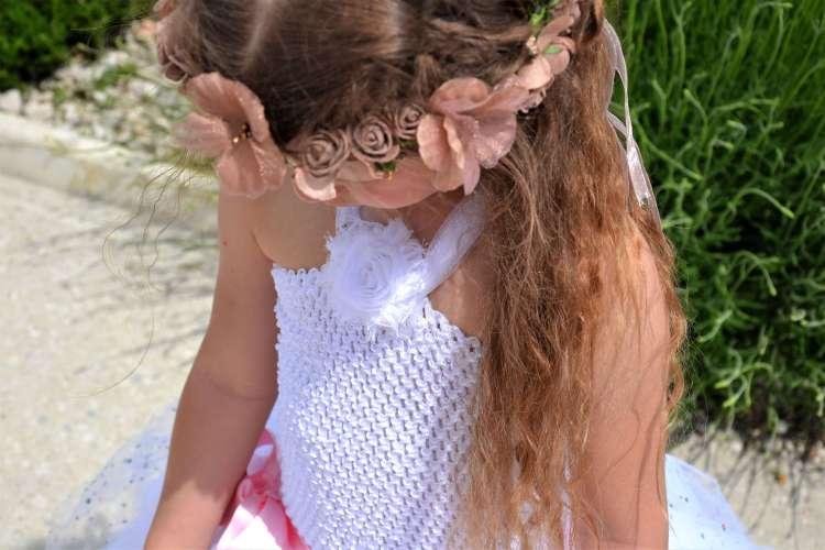 bustier tricot lycra elastique