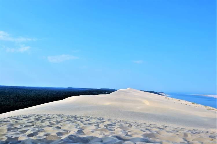 crête de la dune du pilat