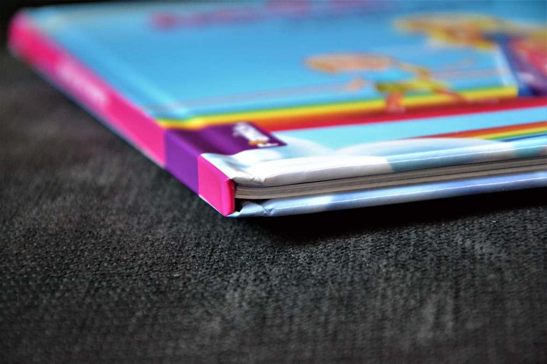 couverture cartonnée livre personnalisé framily