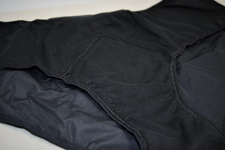 culotte menstruelle lavable shorty fempo