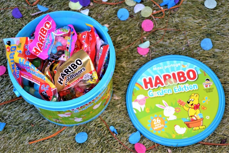 garden edition haribo mini sachets de bonbons