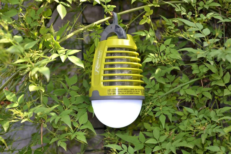 lampe anti insecte à suspendre lucia ribiland