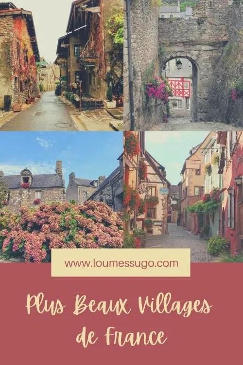 Les Plus Beaux Villages De Bretagne : beaux, villages, bretagne,