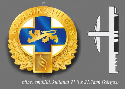 Kodanikujulguse aumärgi said 23 inimest, mitmed Lõuna-Eestist