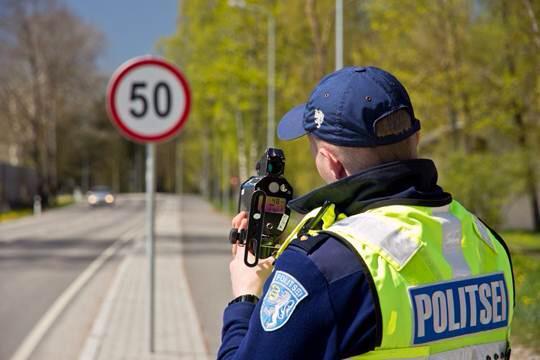 Homme on liiklustalgud, väljas rohkem politseinikke