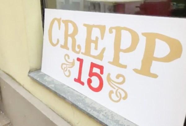 bef1505c2aa VIDEO: Tartu legendaarne kohvik Crepp tähistas 15. sünnipäeva - Uudis.eu