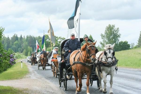 Otepää tähistab Eesti lipu 135. sünnipäeva