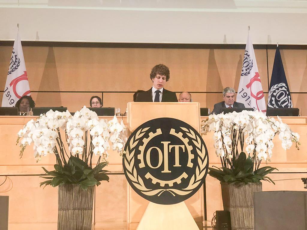 Minister Kiik täna Genfis töökonverentsil: tulevikutöö keskmesse tuleb seada töötajad