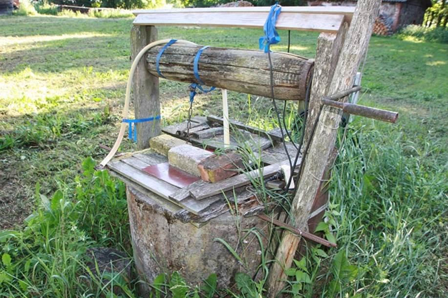 Keskkonnaamet: Põuasel ajal tuleb kaevuvett tarbida säästlikult