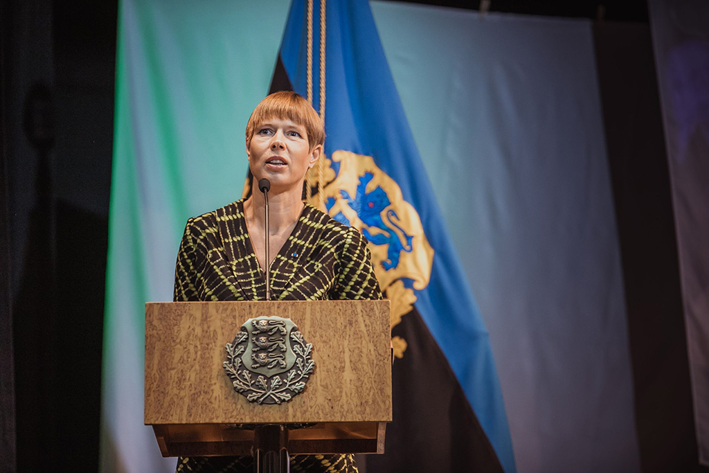 President Kaljulaid alustab täna tööd Kagu–Eestis