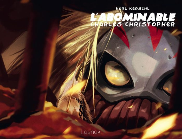 L'Abominable Charles Christopher T.02