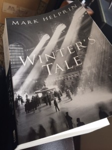 """Grand Central Station on book cover of """"Winter's Tale"""" by Mark Helprin 1983"""