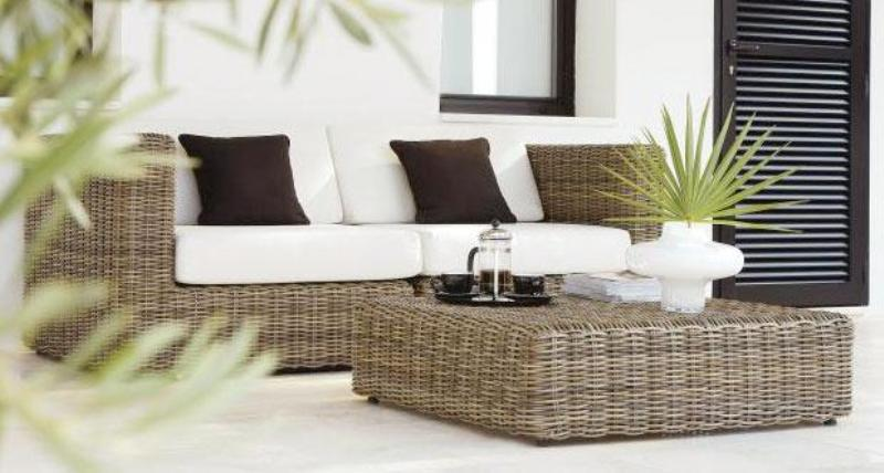Loungeset Theoules  OutdoorinStyle