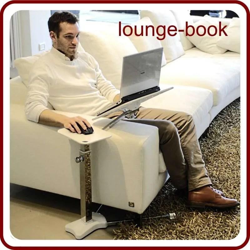 Lounge-Book verbessert Kopf- und Nackenhaltungen und Benutzererfahrungen