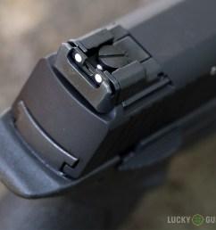 s w m p 22 compact rear sights [ 1000 x 869 Pixel ]