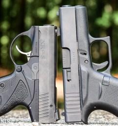 boberg xr9s vs glock 43 [ 1200 x 800 Pixel ]