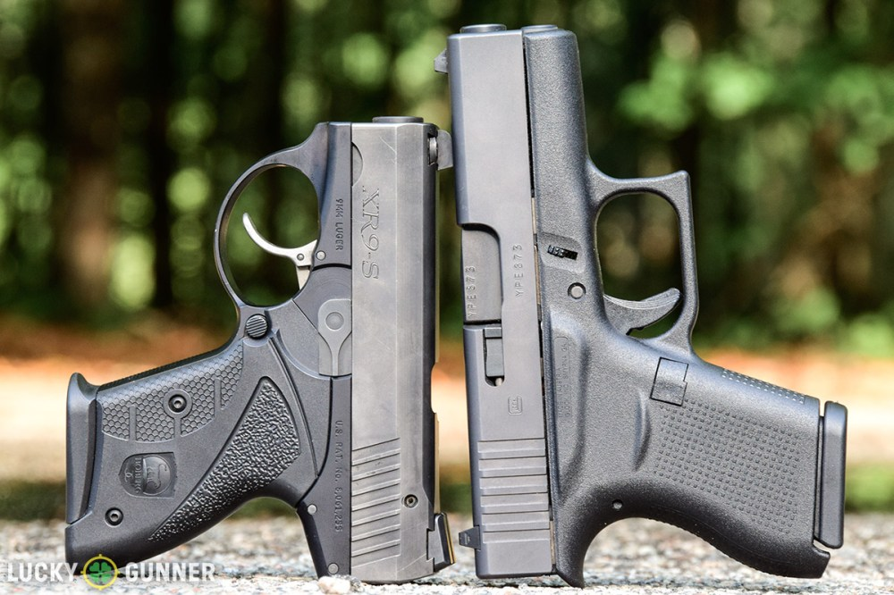 medium resolution of boberg xr9s vs glock 43