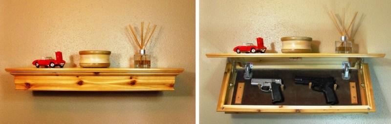 Gun Shelf