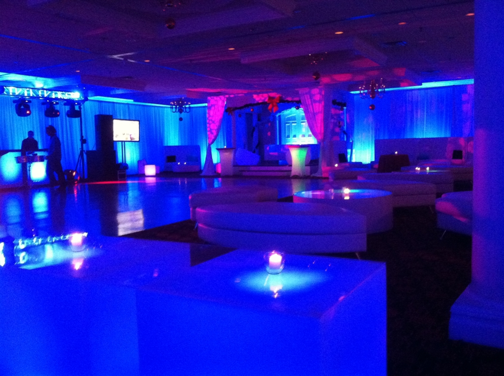 Full Room Lounge Aviance Event Planning and Lounge Decor NJ