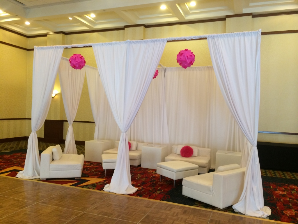 Small VIP Sections Aviance Event Planning and Lounge Decor NJ