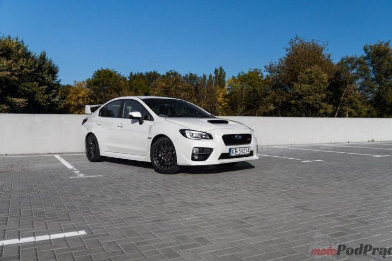 subaru Subaru WRX STi 300 KM 1