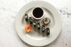 sushi Sushi z kaszą pęczak - idealna potrawa na sobotę 10