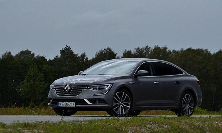 Renault Talisman Renault Talisman - firmowy reprezentant 2