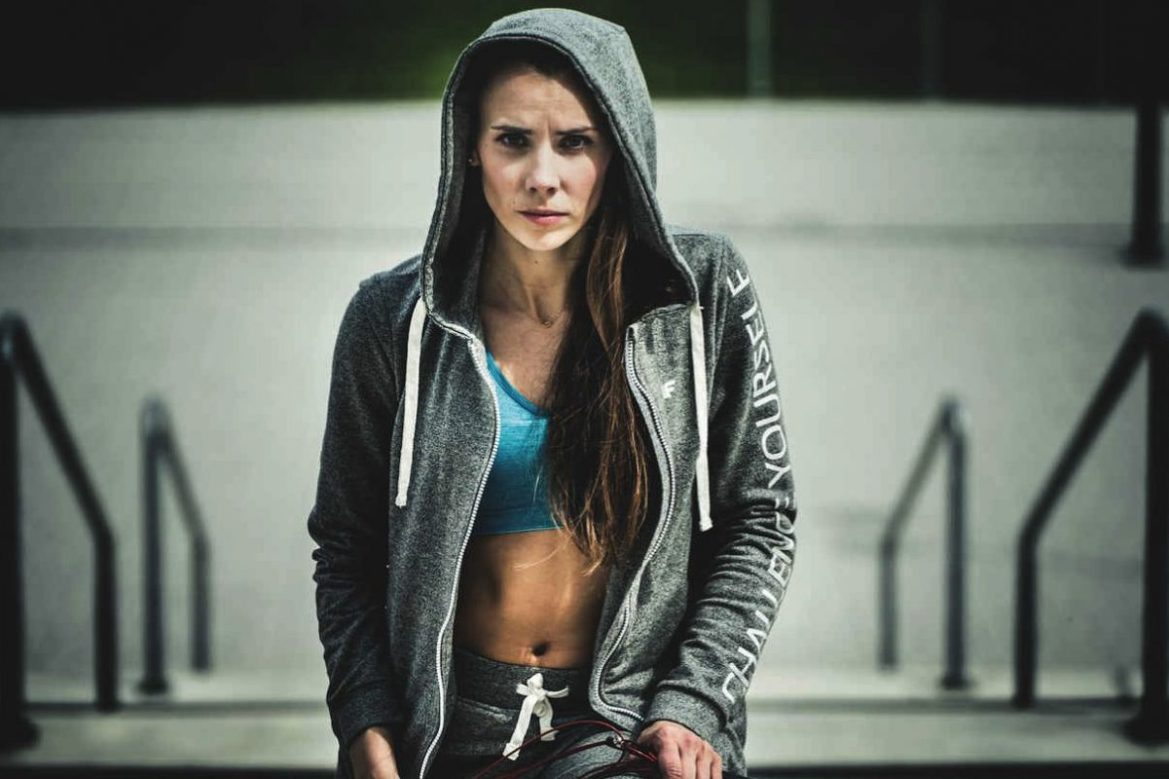 Adrianna Palka: Moda na Street Workout