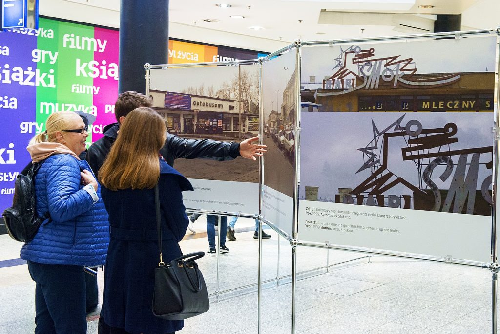 """Wystawa """"Galeria Krakowska – wczoraj idziś"""""""