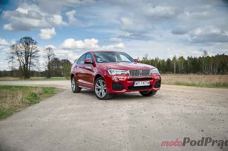 BMW X4 Test BMW X4 35d xDrive - ciężki dozaszufladkowania 2
