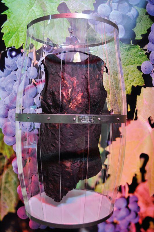 wystawa Textifood Textifood - moda prosto z natury 1