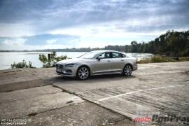 Volvo S90 D4 Test Volvo S90 D4 Inscription – spełnienie marzeń kierowcy 7