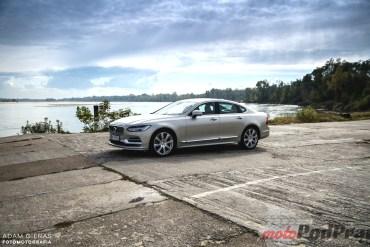 Volvo S90 D4 Test Volvo S90 D4 Inscription – spełnienie marzeń kierowcy 9