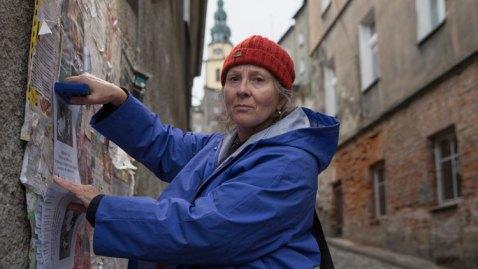 """Agnieszka Holland ofilmie Pokot Agnieszka Holland ofilmie """"Pokot"""" [wywiad] 6"""