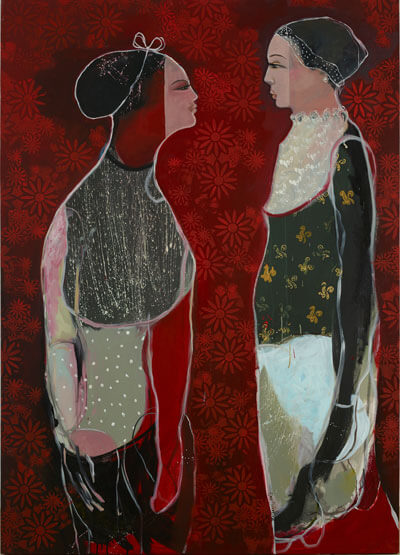 Mona Nahleh: Podróż ku orientalnej utopii 5