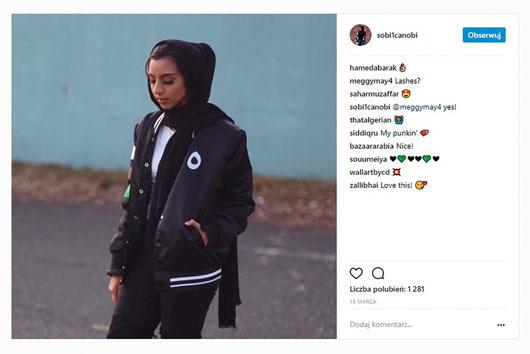 hidżab naInstagramie Najmodniejszy hidżab naInstagramie 4