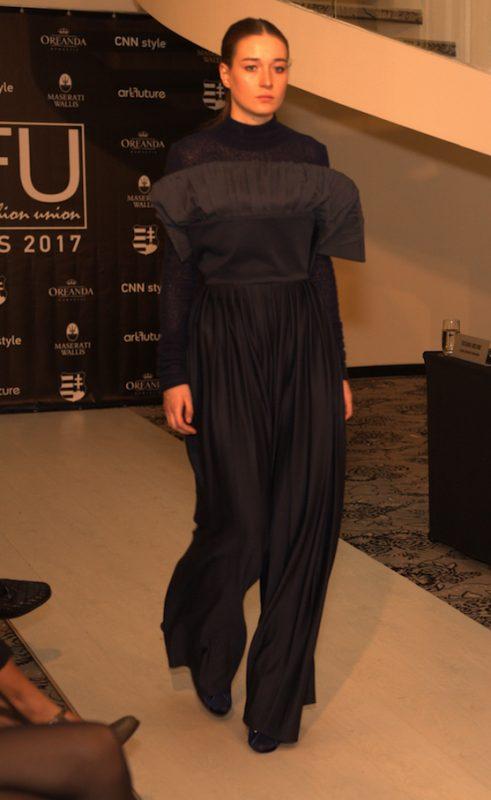 Absolwenci krakowskiej SAPU naprestiżowym European Fashion Union Absolwenci krakowskiej SAPU naprestiżowym European Fashion Union 12