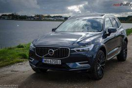 Test Volvo XC60 Test Volvo XC60 D5 AWD Inscription – bezpieczeństwo podane ze smakiem 14
