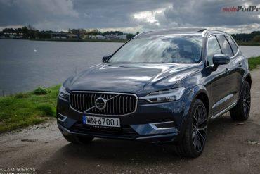 Test Volvo XC60 Test Volvo XC60 D5 AWD Inscription – bezpieczeństwo podane ze smakiem 4