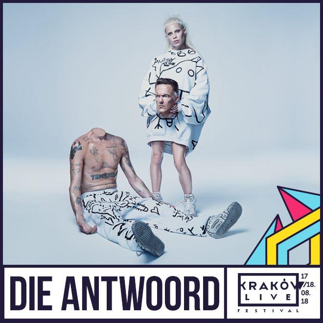 Die Antwoord na Kraków Live Festival! Die Antwoord na Kraków Live Festival! 1
