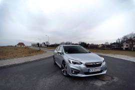 Subaru Impreza - w dobrą stronę [test]