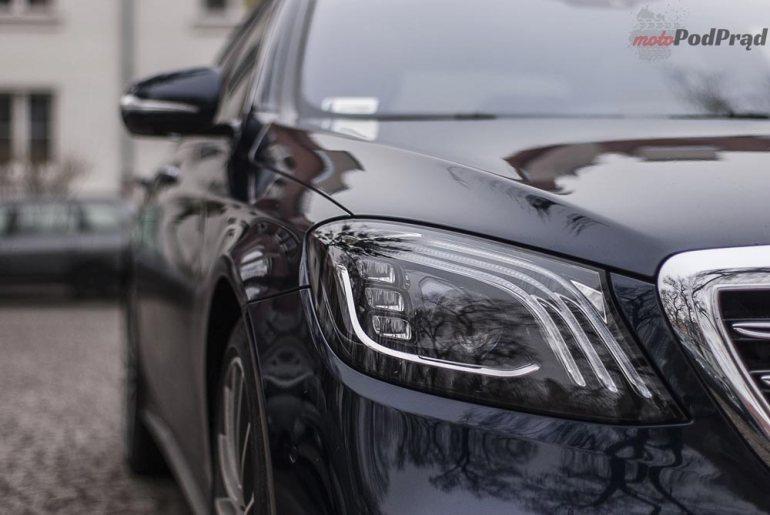 Mercedes S560L 4Matic - szczyt szczytów? Mercedes S560L 4Matic - szczyt szczytów? 3