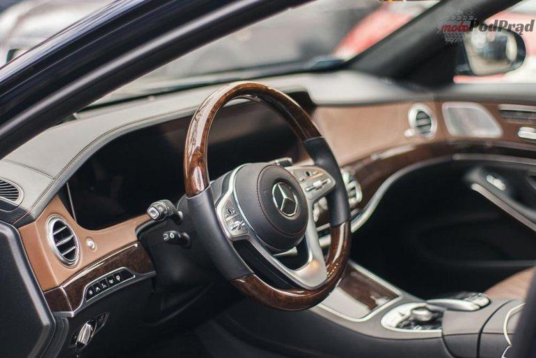 Mercedes S560L 4Matic - szczyt szczytów? Mercedes S560L 4Matic - szczyt szczytów? 4