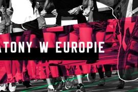 przewodnik po maratonach i półmaratonach Europy