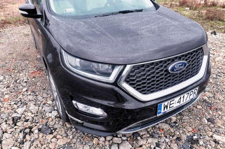 Test Ford Edge Vignale 2.0 TDCi - ciut premium Test Ford Edge Vignale 2.0 TDCi - ciut premium 2