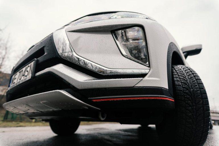 Mitsubishi Eclipse Cross - zmiana przezmodę [test] Mitsubishi Eclipse Cross - praktyczny itrochę oryginalny [test] 2