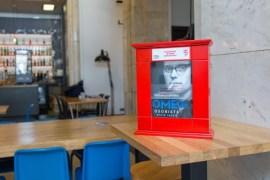 Czy książka może ratować życie? Książkowy Zestaw Ratunkowy
